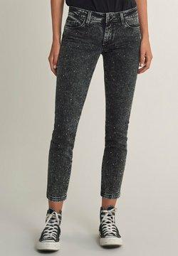 Salsa - Jeans Slim Fit - schwarz