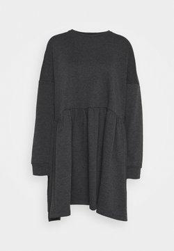Noisy May - NMNELLI SHORT DRESS  - Freizeitkleid - black