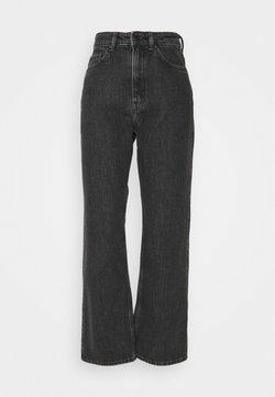 Weekday - ROWE - Jeans Straight Leg - nova black
