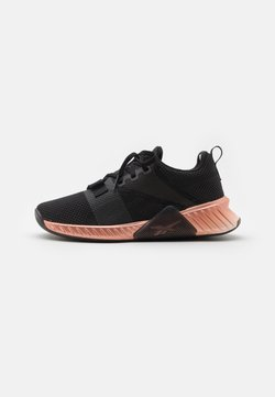 Reebok - FLASHFILM TRAIN 2.0 - Kuntoilukengät - core black/blush metallic/footwear white