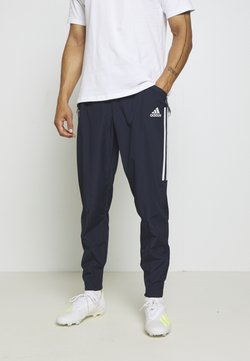 adidas Performance - JUVENTUS AEROREADY SPORTS FOOTBALL PANTS - Klubtrøjer - blue/grey
