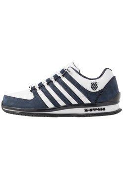 K-SWISS - RINZLER - Sneaker low - white/ombre blue