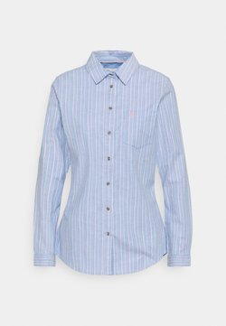 Springfield - CAMISA OXFORD  - Camisa - light blue