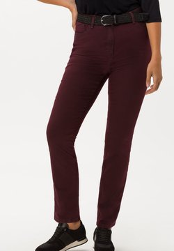 BRAX - STYLE INA - Slim fit jeans - dark purple