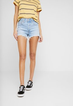 Levi's® - 501® ORIGINAL - Jeansshort - light-blue denim
