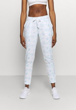 Cotton On Body - GYM TRACK PANTS - Pantalones deportivos - baby blue