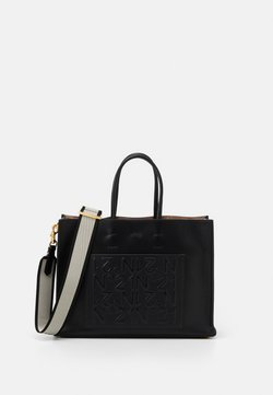 N°21 - MEDIUM ORIZZONTALE - Handtasche - black