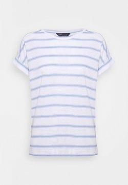 Marks & Spencer London - STRIPE - T-Shirt print - blue