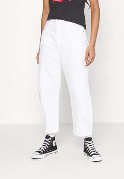 Levi's® Made & Crafted - BARREL - Relaxed fit jeans - white sails