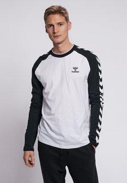 Hummel - Langarmshirt - white