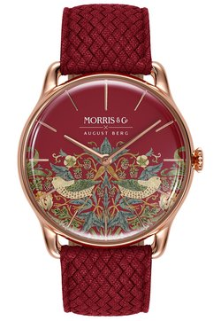 August Berg - Montre - crimson
