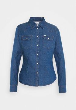 Lee - SLIM WESTERN - Overhemdblouse - blueprint