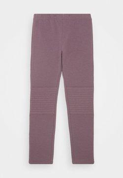 Lindex - MINI BIKER - Legging - light dusty lilac