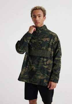 Superdry - UTILITY  - Windbreaker - army camo