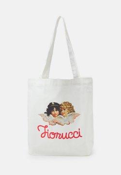 Fiorucci - ANGELS TOTE BAG UNISEX - Shoppingväska - white