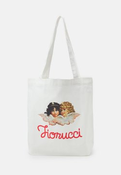 Fiorucci - ANGELS TOTE BAG UNISEX - Shopping bag - white