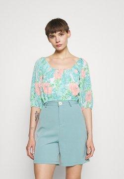 Fashion Union - SHIMMER - Langarmshirt - multicoloured