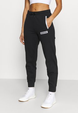 Calvin Klein Performance - PANTS - Jogginghose - black