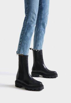 Uterqüe - Ankle boot - black