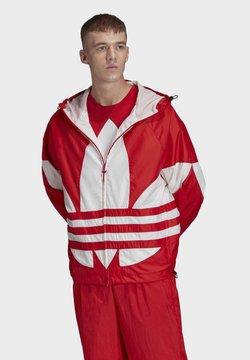adidas Originals - Windbreaker - red