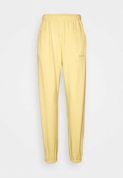 WRSTBHVR - ZIA PANTS  - Jogginghose - yellow