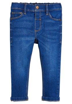 Next - Jeans a sigaretta - mottled dark blue