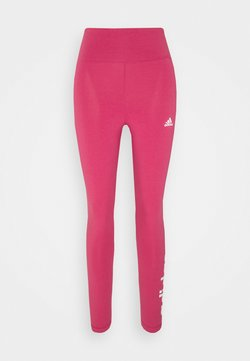 adidas Performance - LIN LEG - Tights - berry