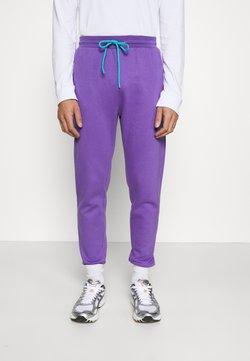 Urban Threads - COLOUR POP RELAXED JOGGER UNISEX - Jogginghose - purple