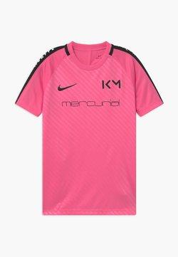 Nike Performance - KYLIAN MBAPPE - Printtipaita - pinksicle/black