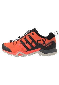 adidas Performance - TERREX SWIFT R2 - Hikingschuh - glow amber/core black/solar red
