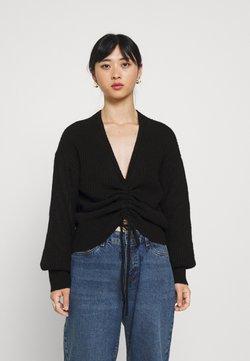 Noisy May Petite - NMGITTE PETITE - Jersey de punto - black