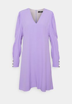 PS Paul Smith - WOMENS DRESS - Freizeitkleid - lilac