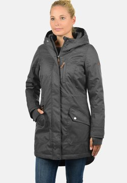 Desires - PARKA BELLA - Wintermantel - dark grey