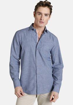 SHIRTMASTER - BLUEANDCORAL - Hemd - blue