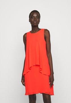 Lauren Ralph Lauren - CLASSIC DRESS - Vestido de cóctel - regal coral