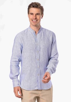 Francesco Fabbri - Hemd - blau