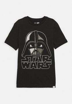 GAP - BOY TEE - T-shirt med print - moonless night