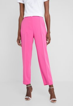 Patrizia Pepe - TROUSERS - Stoffhose - very berry