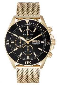 BOSS - OCEAN EDITION - Montre - gold-coloured