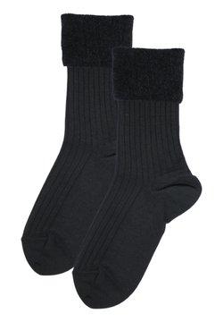 Rogo - Socken - schwarz