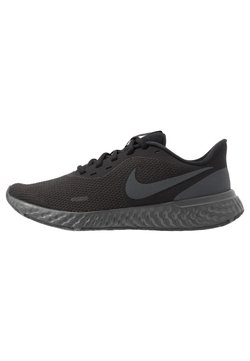 Nike Performance - WMNS REVOLUTION 5 - Zapatillas de running neutras - black/anthracite