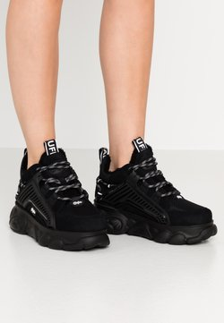 Buffalo - HIKE - Sneakers laag - black