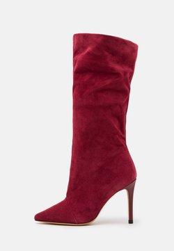 Iro - STEVIE - High Heel Stiefel - burgundy