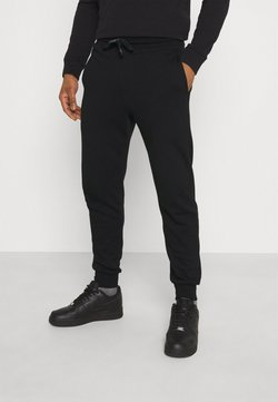 Diesel - PETER TROUSERS - Jogginghose - black