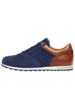 Van Lier - Sneaker low - blue