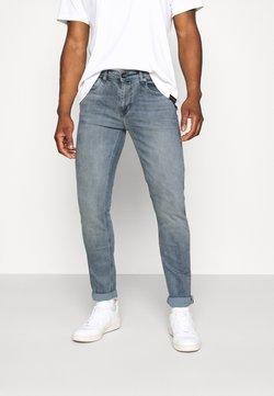 Cars Jeans - BLAST LONDON MAGNETTE - Slim fit jeans - grey blue