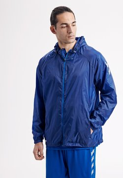 Hummel - TECH MOVE - Softshelljacke - blue