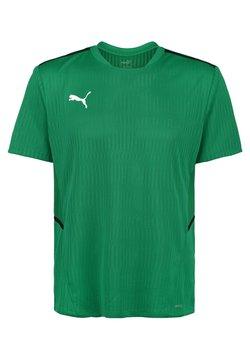 Puma - TEAMCUP - Funktionsshirt - pepper green