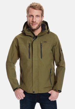 Jeff Green - HARSTAD - Outdoorjacke -  olive