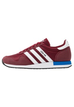 adidas Originals - USA 84 - Sneaker low - core burgundy/footwear white/blue